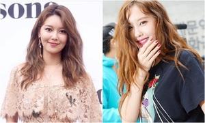 Sao Hàn make up như Tây, chọn đồ 'bớt sốc' ở Seoul Fashion Week