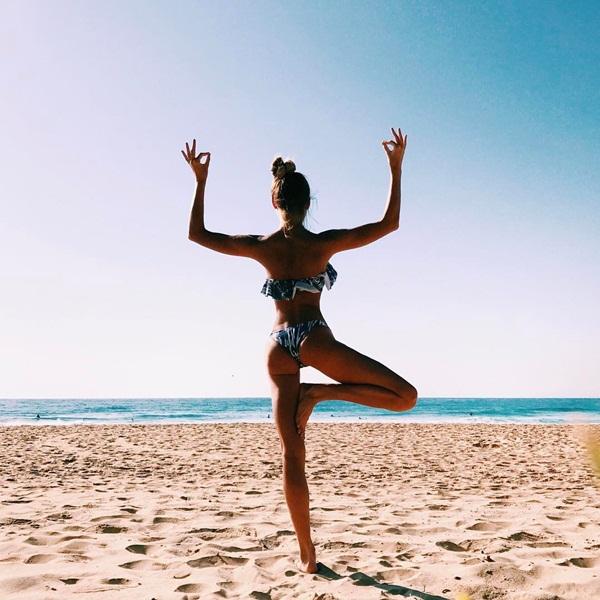Nội dung trên Instagram cá nhân của Sjana đem đến cơ hội kiếm tiền cho cô.