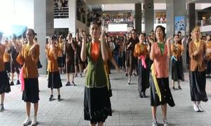 Bống bống bang bang phiên bản sinh viên ĐH Duy Tân
