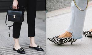 3 kiểu giày sành điệu để đổi gió khi đã chán sneaker