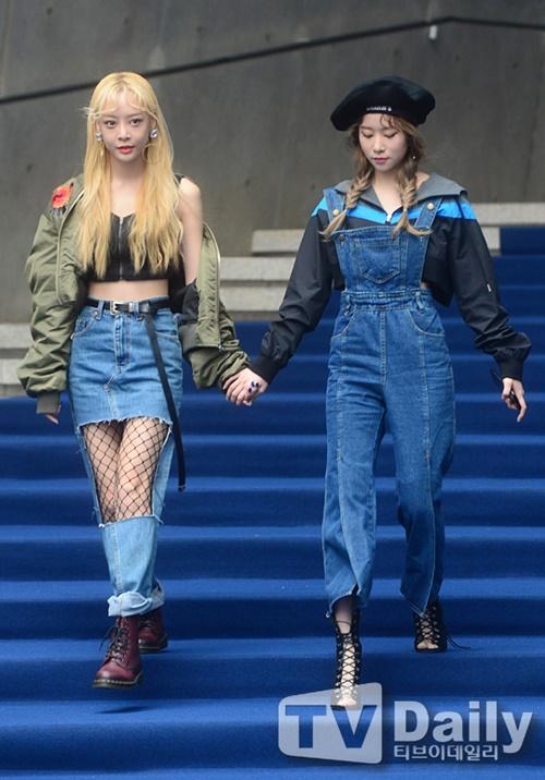 Yoo Min, Cha Hee (Melody day)