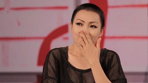 Phương Thanh xúc động trước phần tập luyện của học trò Noo Phước Thịnh.