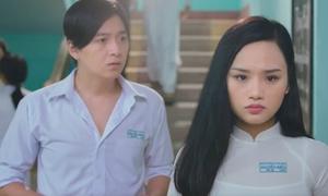 'Cô gái đến từ hôm qua' tung trailer, Ngô Kiến Huy và Miu Lê bị chê già