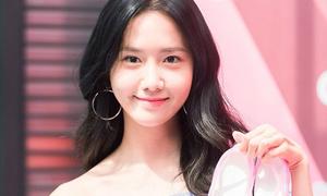 Yoon Ah 'không son phấn' vẫn đẹp xuất sắc ở sự kiện