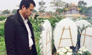 Bố Nhật Linh viết thư nhờ cộng đồng giúp đỡ tìm hung thủ