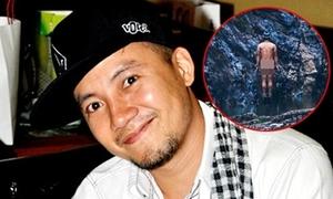 Rapper Tiến Đạt gây tranh cãi khi đăng ảnh khỏa thân trên Facebook