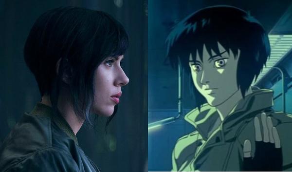 Ghost in the Shell bị chỉ trích vì nữ chính là người phương Tây.