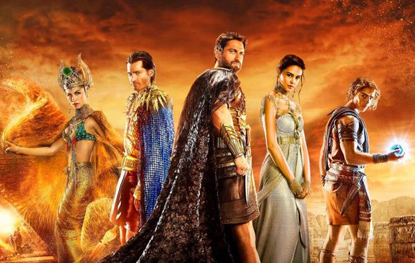 Gods of Egypt bị tẩy chay vì tẩy trắng.