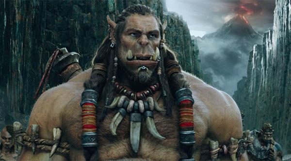 Warcraft tuy hình ảnh long lanh nhưng bị nhận xét là quá ảo, giống game hơn là phim điện ảnh.