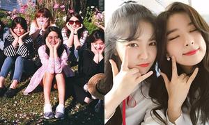 Sao Hàn 5/4: Seol Hyun bị soi dáng ngồi, Yeri thân thiết bên Seul Gi