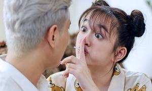 Hot girl Kaity Nguyễn 'tống tình' trai hư bằng clip nóng