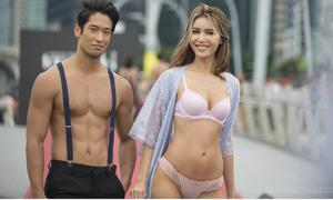 Chân dài Việt tự tin có body đẹp nhất ở Asia's Next Top Model