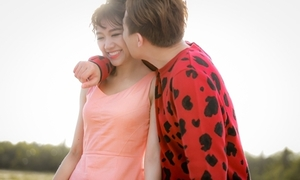 Trấn Thành - Hari Won đãi fan 'đặc sản' khóa môi trong MV mới