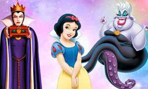 Quiz: Nhìn màu đoán nhân vật Disney