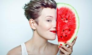 Cách ăn dưa hấu thể hiện sự nhẫn nại của bạn