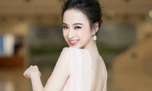 Angela Phương Trinh khoe da trắng nõn như Bạch Tuyết