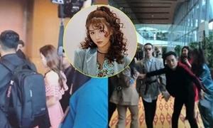 Quỳnh Anh Shyn xin lỗi vì sự cố 'nhại' Jessica