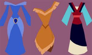 Quiz: Đoán công chúa Disney qua trang phục