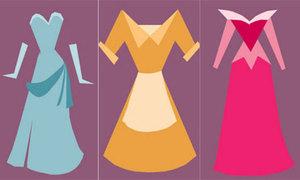 Quiz: Đoán công chúa Disney qua trang phục (2)