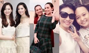 Con gái nhà sao Việt sau nhiều năm bị 'giấu nhẹm'