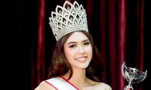 Cô gái Việt đăng quang Miss Asia Beauty 2017 từng là HSG Quốc gia