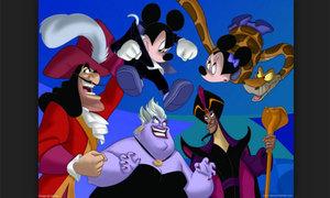 Quiz: Nhìn màu đoán nhân vật Disney (2)