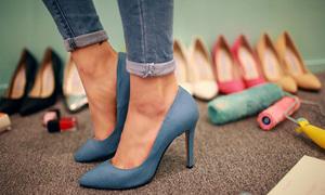 7 mẹo chọn giày cao gót cho những nàng 'ba mét bẻ đôi'
