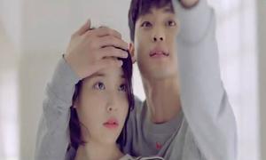IU - Kim Soo Hyun tung clip nhá hàng MV hay như phim