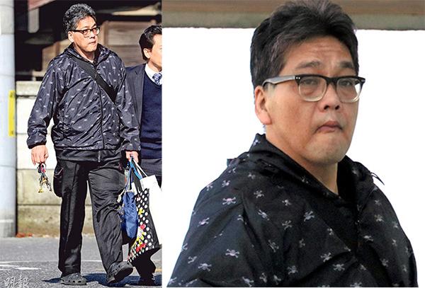 Nghi phạm Shbuya Yasumasa.