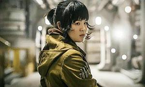 Diễn viên gốc Việt không vào trailer 'Star Wars' dù đóng vai quan trọng