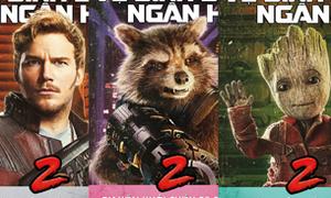 Những yếu tố 'ăn tiền' trong phim hài Marvel 'Vệ binh dải ngân hà 2'