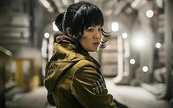 Tạo hình Kelly Marie Tran trong Star Wars: The Last Jedi.