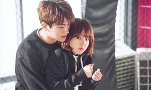 Park Bo Young - Park Hyung Sik bị nghi hẹn hò vì diễn tập quá ngọt