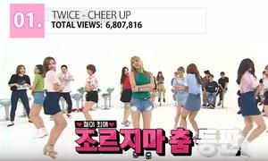 15 màn nhảy 'nhanh gấp 2' có lượt xem khủng nhất Kpop