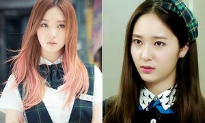 5 người đẹp Hàn cứ đóng phim là phải sành điệu