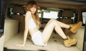 4 mỹ nhân xứ Hàn sở hữu đôi chân dài hơn 1m