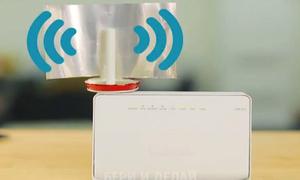 Cách lan tỏa sóng wifi mạnh từ vỏ lon nước ngọt