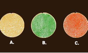 Khám phá 4 đặc điểm tính cách nổi bật của bạn qua dấu vân tay