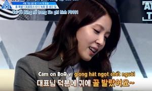 'Chị cả' BoA cực cute khi hát nhạc của Tae Yeon, I.O.I