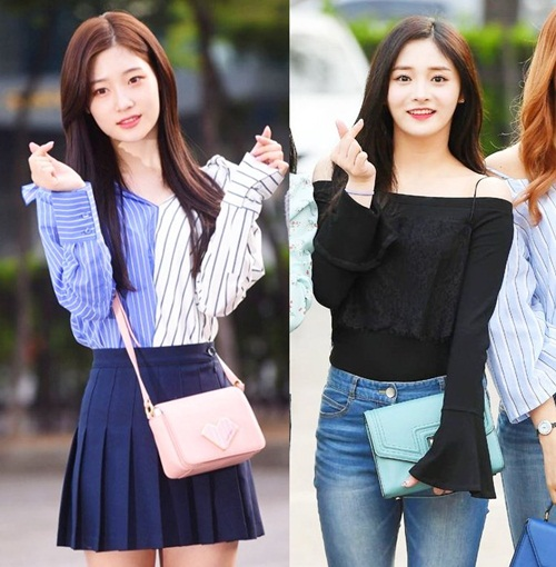 2-visual-cua-produce-101-khoe-vai-do-sac-khi-den-music-bank-3