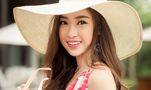 Hoa hậu Mỹ Linh tiết lộ lý do ít sắm hàng hiệu nước ngoài