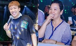 Trấn Thành chọc mẹ vợ phát âm tiếng Việt 'không ai hiểu'