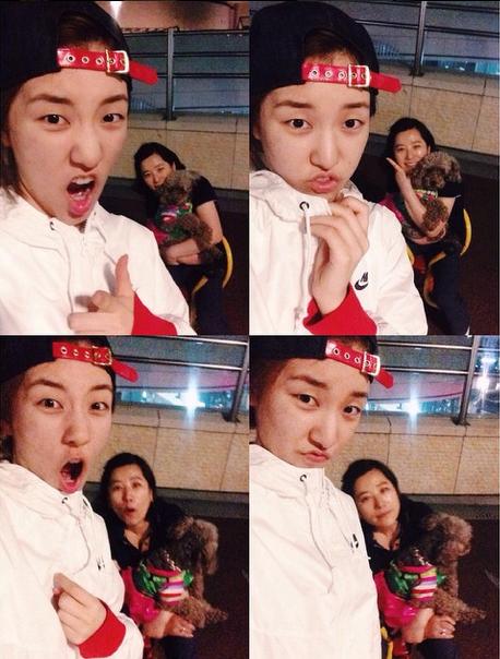 6-idol-kpop-co-anh-chi-em-khac-gioi-giong-ngo-ngang-2
