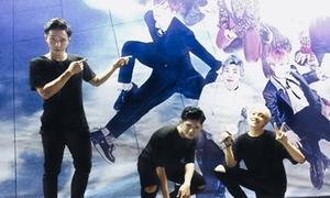 Monstar phấn khích được mời dự concert của BTS