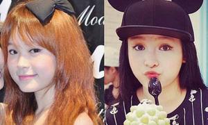 Dàn hot girl Việt từ nhỏ tới lớn không biết 'già là gì'