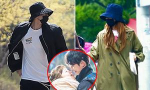 Lee Sung Kyung - Nam Joo Hyuk lộ ảnh hẹn hò