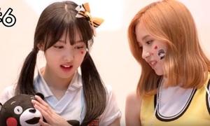 10 cặp đôi nữ - nữ được yêu thích nhất tại Kpop