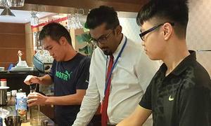 Hành trình đến với ngành nhà hàng - khách sạn của giáo viên người Singapore
