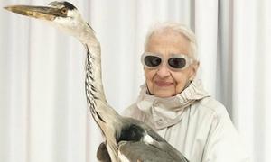 Cụ bà 95 tuổi trở thành biểu tượng thời trang