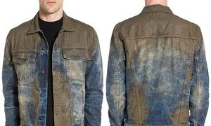 10 triệu đồng một bộ đồ jeans bẩn